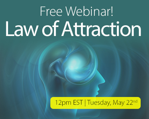 Webinar on Law of Attraction