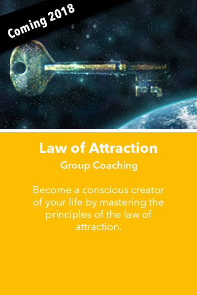 Law of Attraction Group Coaching