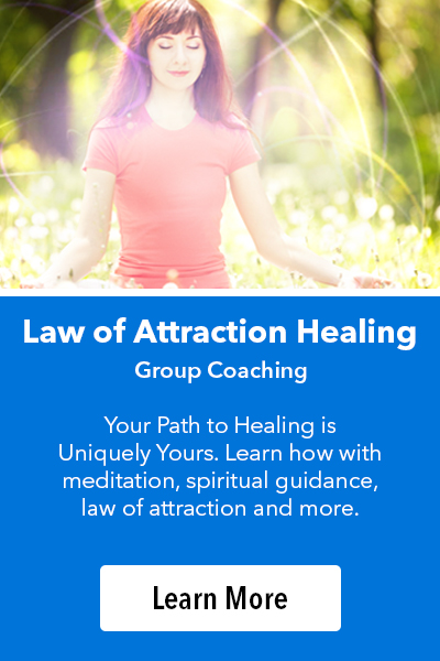Law of Attraction Healing